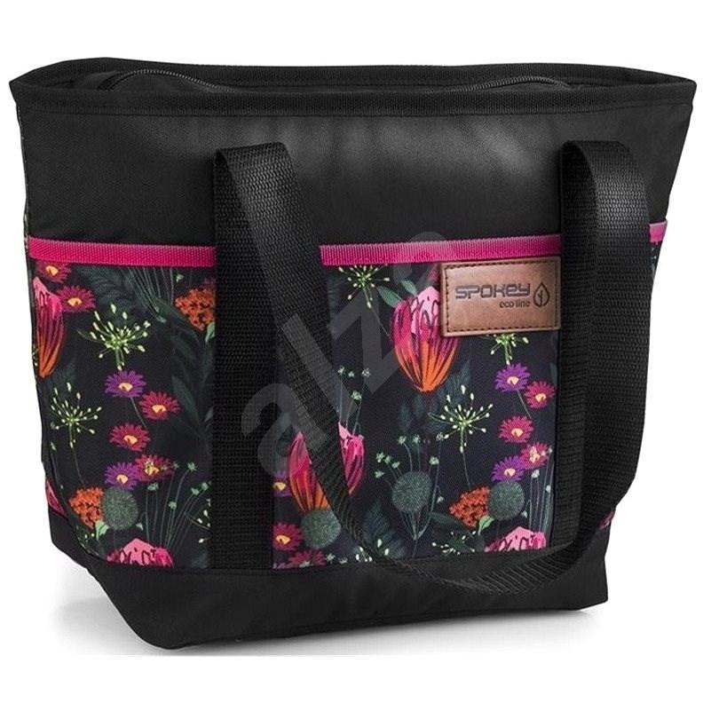 Spokey Eko Simply Termo taška malá černá 39 x 15 x 27 cm - Taška