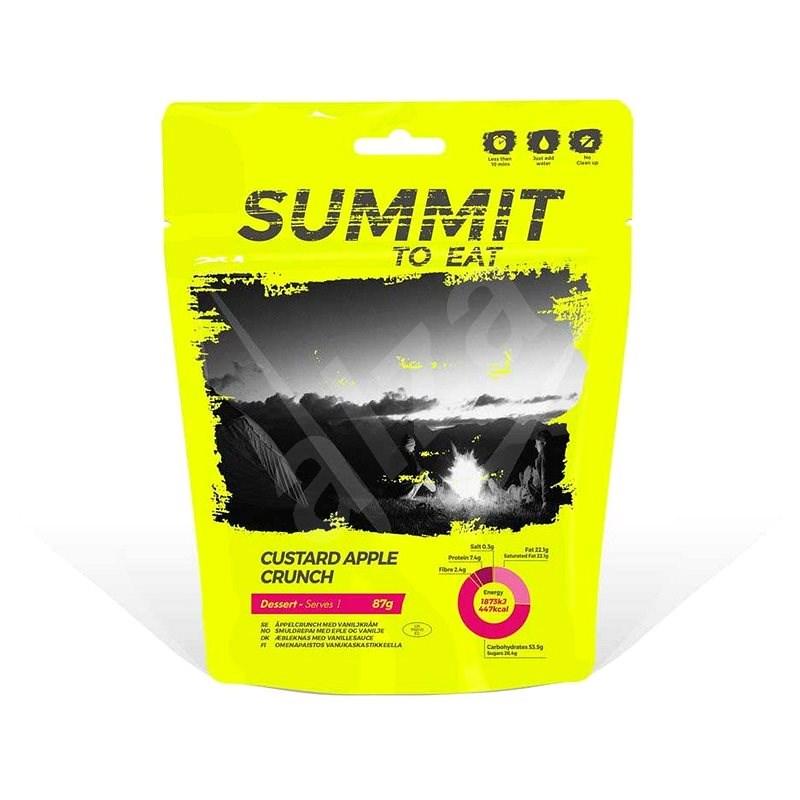 Summit To Eat - Pudink s jablečnou drobenkou (Crumble) - MRE
