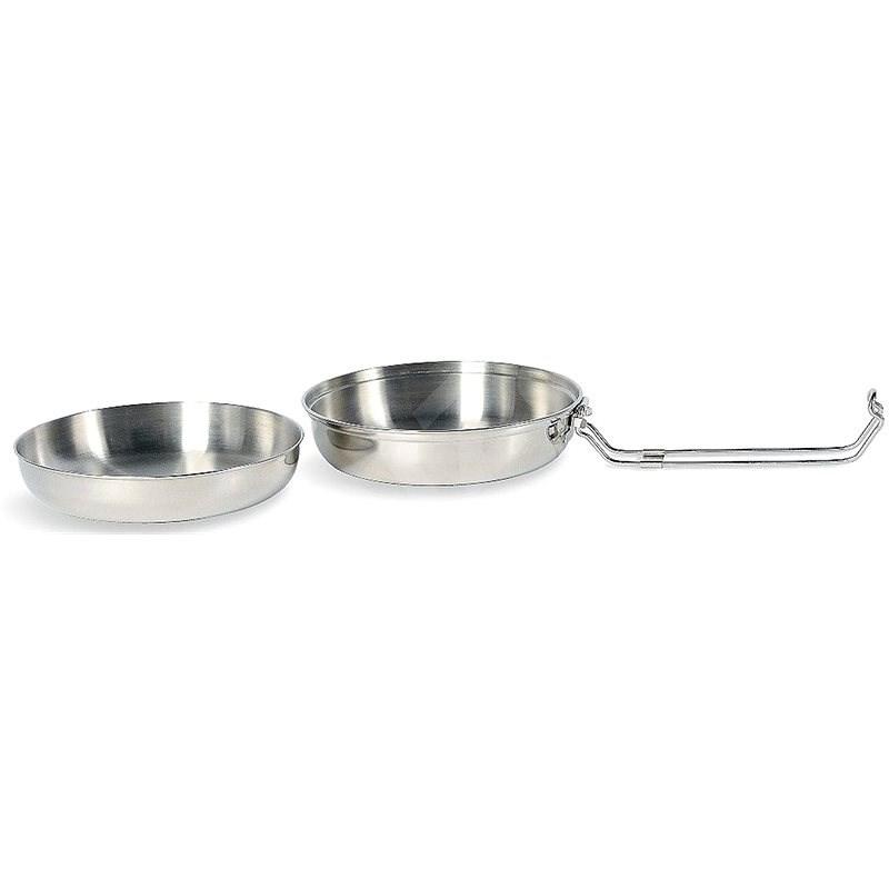 Tatonka Scout set 1,0 L steel - Kempingové nádobí