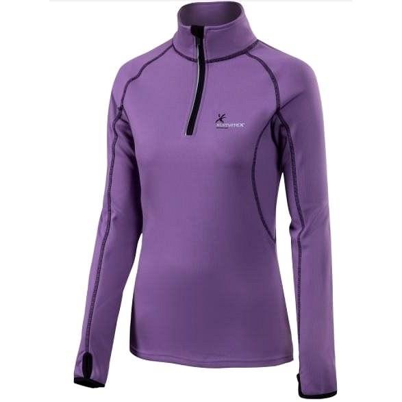 Klimatex DENISE purple S - Mikina