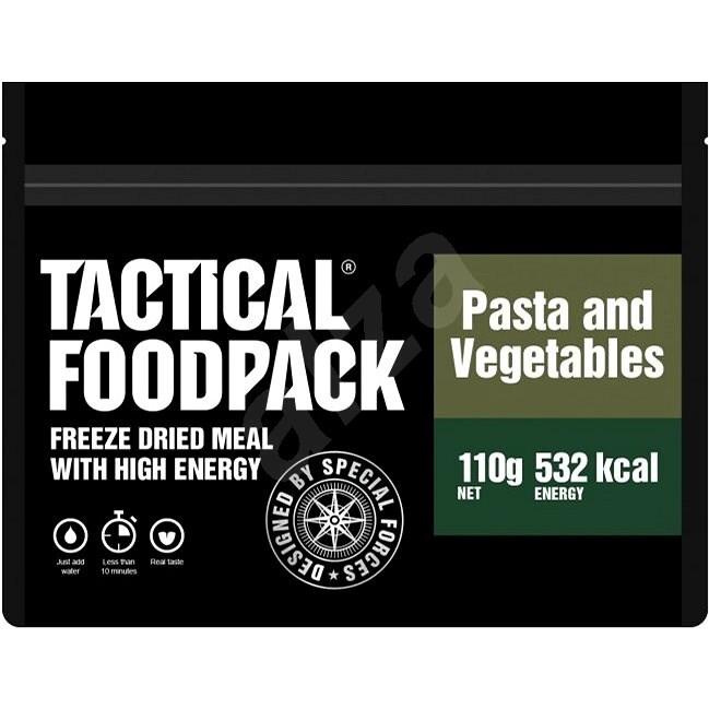 Tactical Foodpack Těstoviny se zeleninou - Jídlo