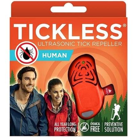 Tickless Human orange - Odpuzovač
