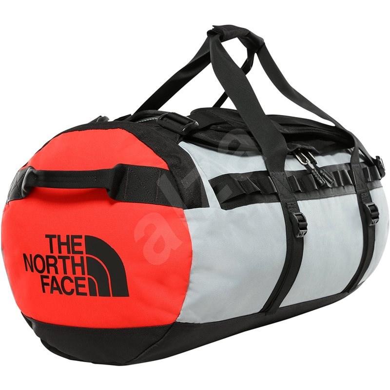 The North Face GILMAN DUFFEL červená - M - Taška