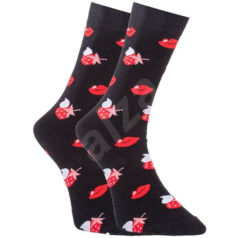 Dots Socks DTS-SX-493-C černé vel. 35 - 38 (1ks) - Ponožky
