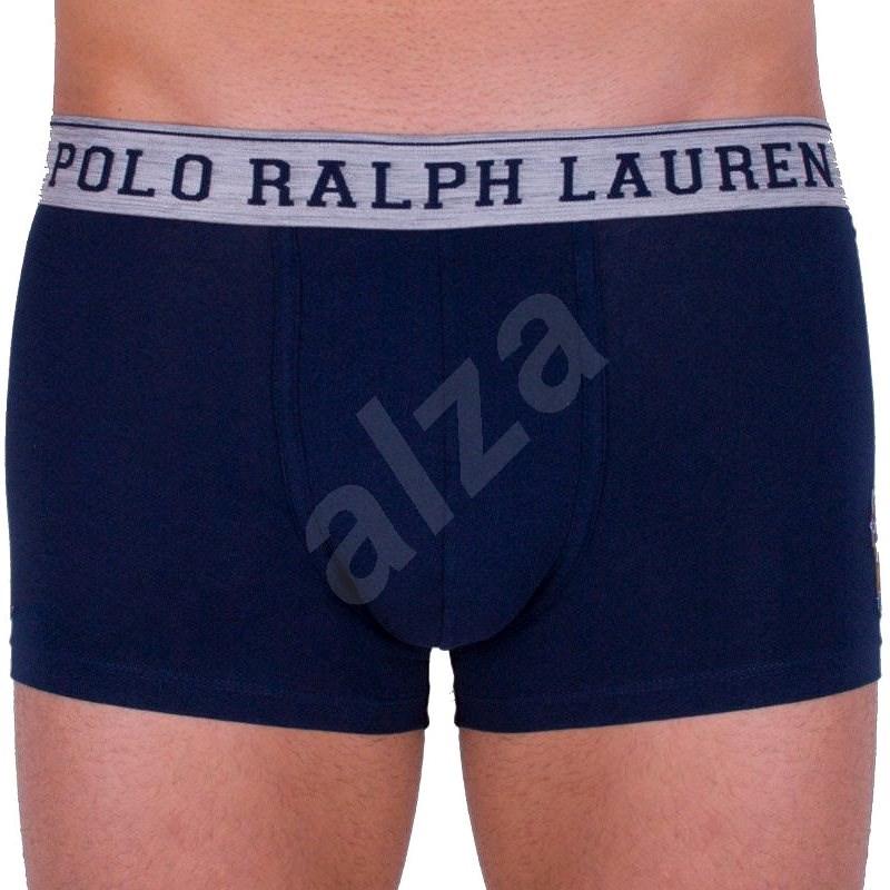 Ralph Lauren 714707318003, modrá M - Boxerky