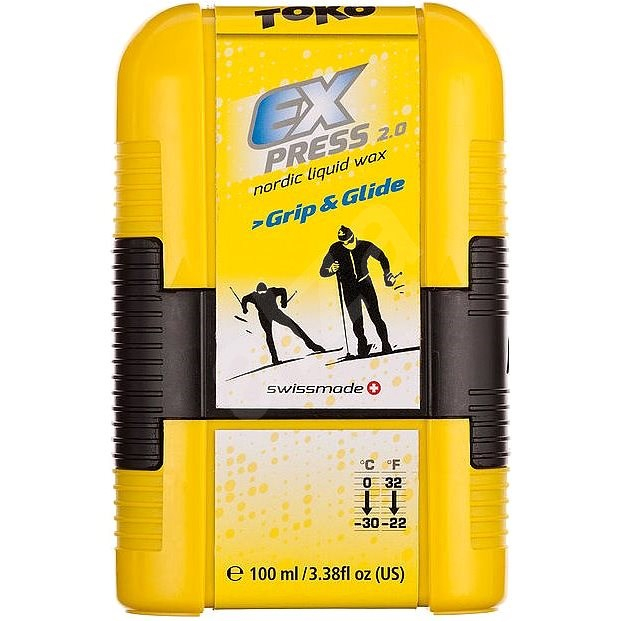 Toko Express Grip & Glide Pocket 100ml  - Vosk