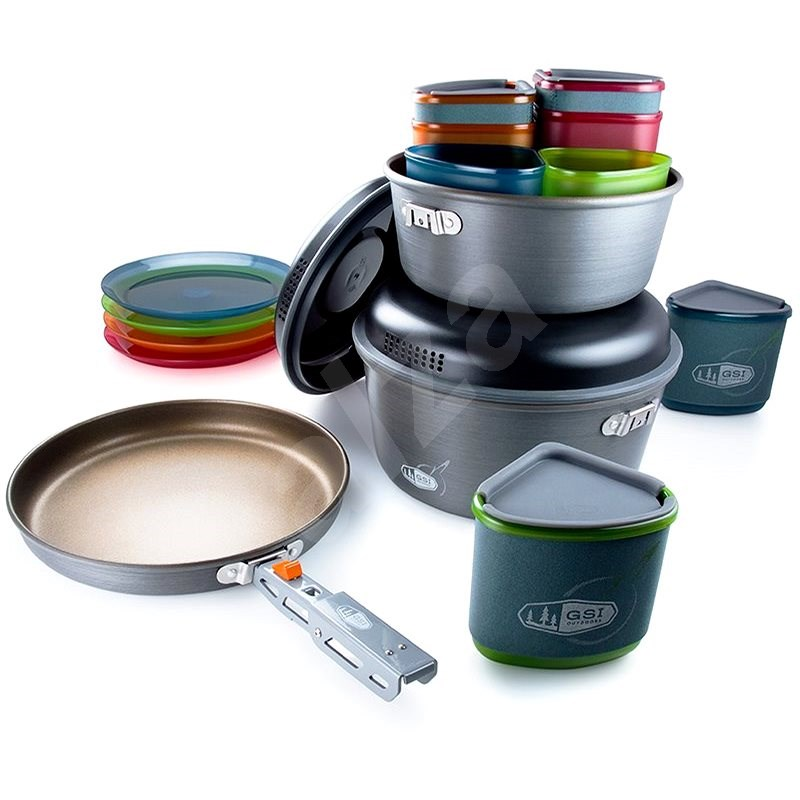 GSI Outdoors Pinnacle Camper - Kempingové nádobí