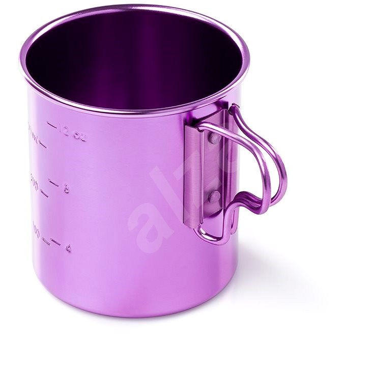 GSI Outdoors Bugaboo Cup 414 ml purple - Hrnek