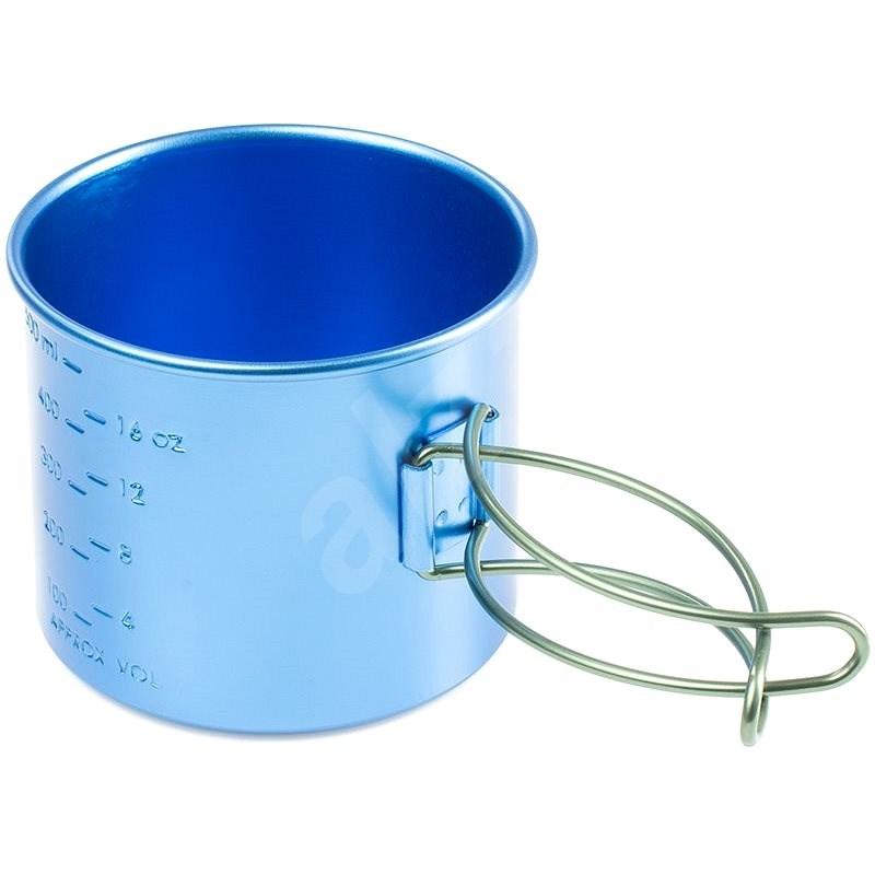 GSI Outdoors Bugaboo Bottle Cup 591 ml blue - Hrnek