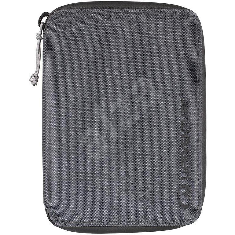 Lifeventure RFiD Mini Travel Wallet grey - Peněženka