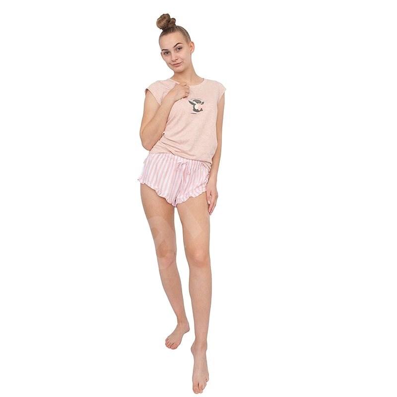 Gina 19076 - růžová vel. M - Pyžamo