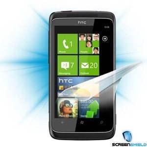 ScreenShield pro HTC Trophy 7 na displej telefonu - Ochranná fólie