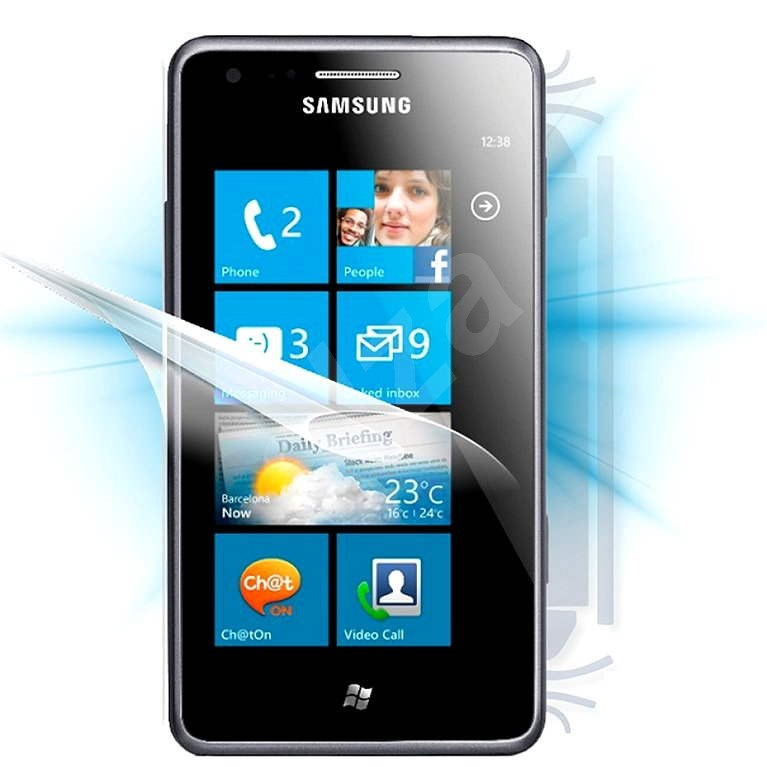 ScreenShield pro Samsung Omnia M (S7530) na celé tělo telefonu - Ochranná fólie