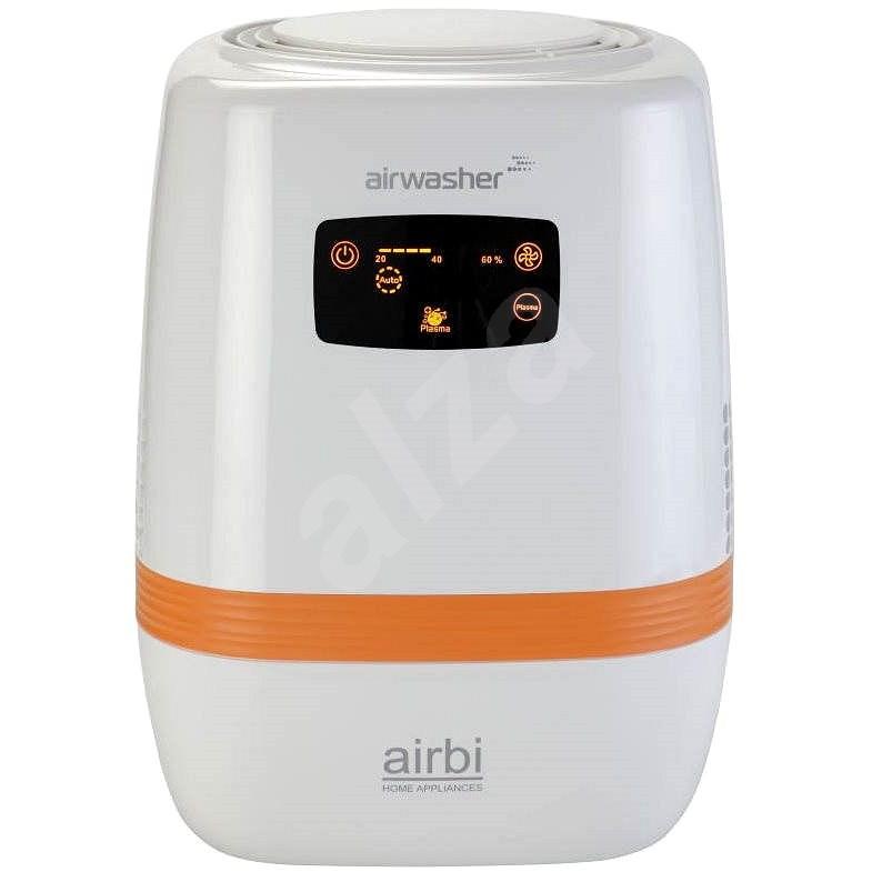 Airbi AIRWASHER zvlhčovač a čistič vzduchu - Zvlhčovač vzduchu