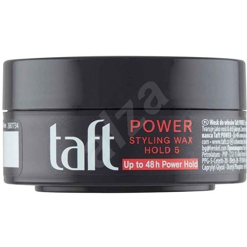 SCHWARZKOPF TAFT Power wax 75ml - Hair Wax