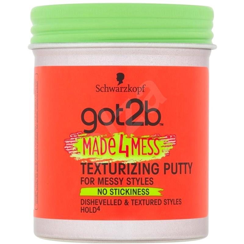 SCHWARZKOPF GOT2B Made4mess 100 ml - Pasta na vlasy