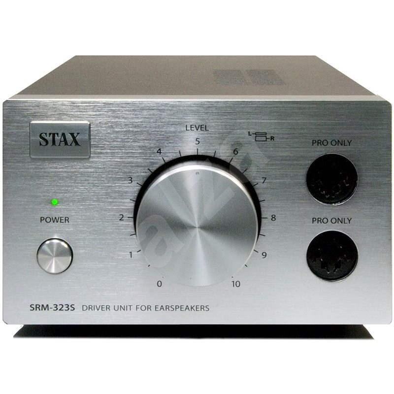 STAX SRM-323S - Sluchátkový zesilovač