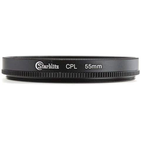 Starblitz cirkulárně polarizační filtr 55mm - Polarizační filtr