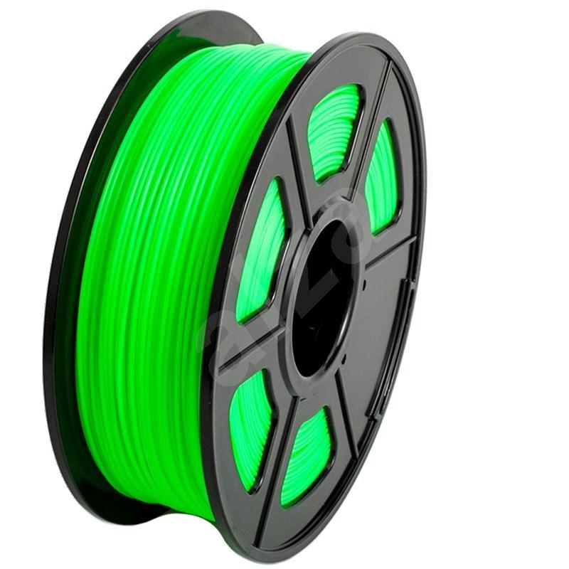 Sunlu 1.75mm PLA 1kg zelená neon - Filament