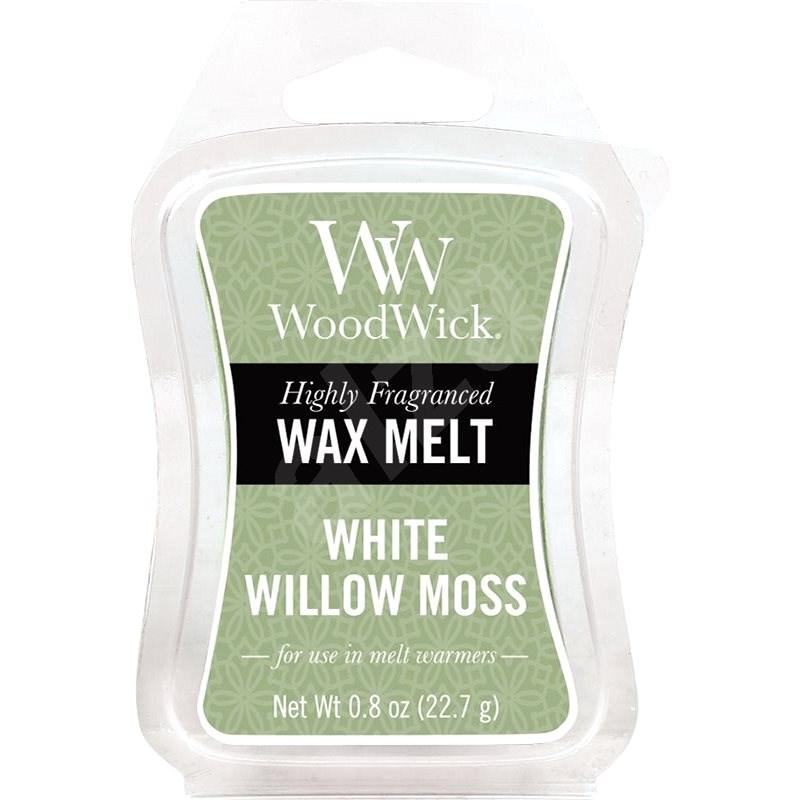 WOODWICK White willow  22,7 g - Vonný vosk