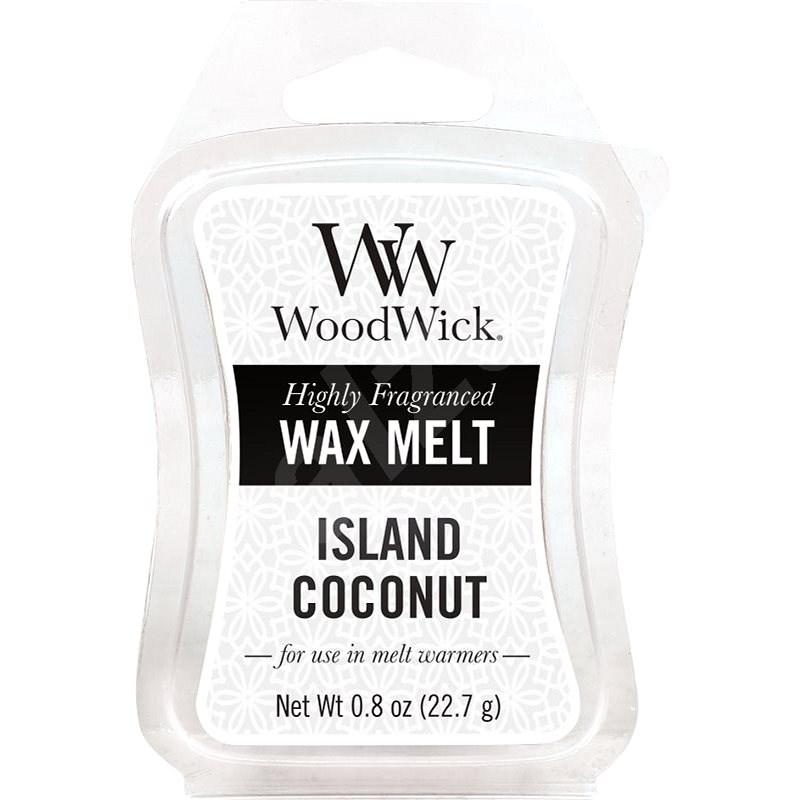 WOODWICK Island Coconut 22.7g - Aroma Wax
