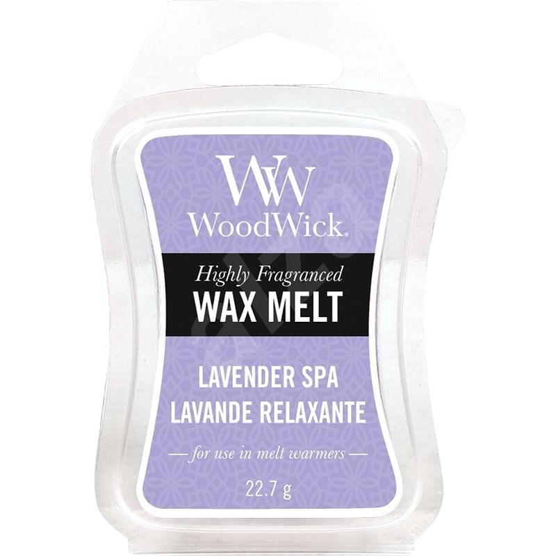 WOODWICK Lavander Spa 22,7 g - Vonný vosk
