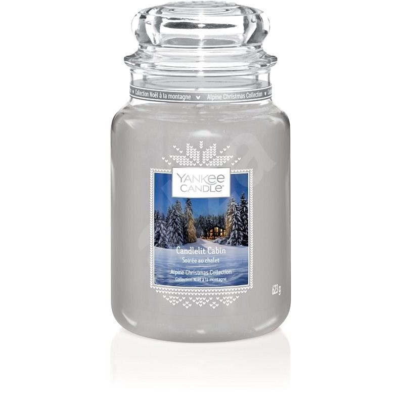 YANKEE CANDLE Candlebit Cabin 623 g - Svíčka