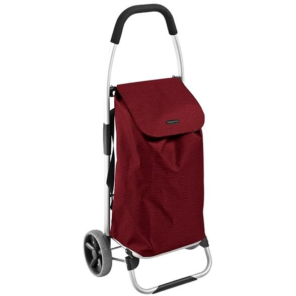 TESCOMA SHOP!, červená - Nákupní taška