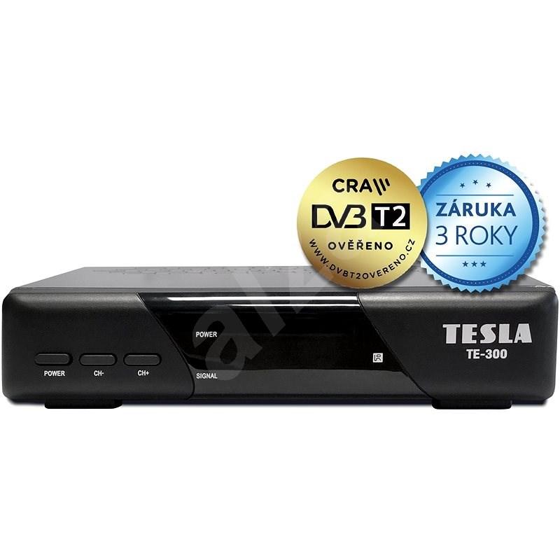 TESLA TE-300 - Set-top box