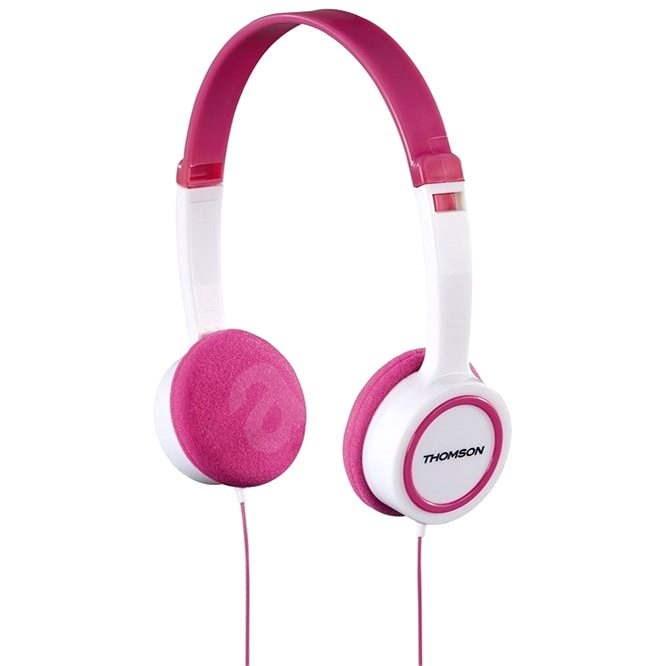 Thomson HED1104 růžová - Sluchátka