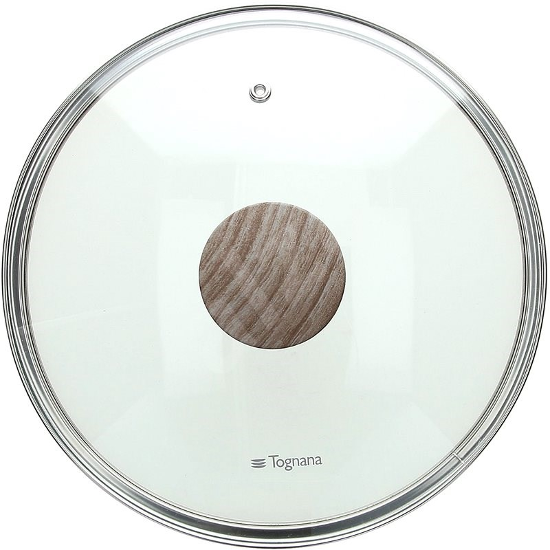 Tognana Poklice skleněná 20cm NATURAL TASTE  - Poklice