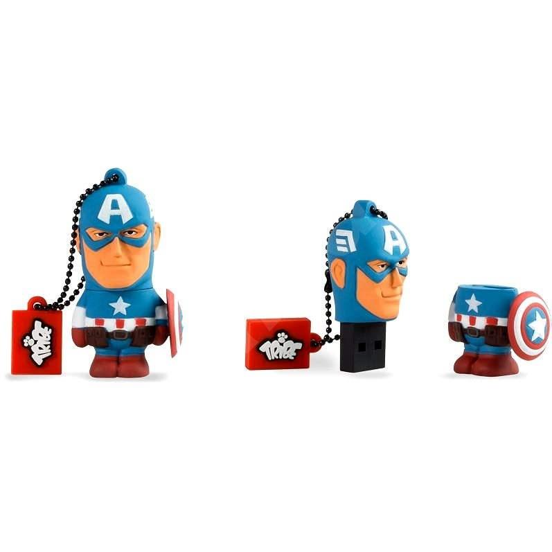 Tribe 16GB Captain America - Flash disk