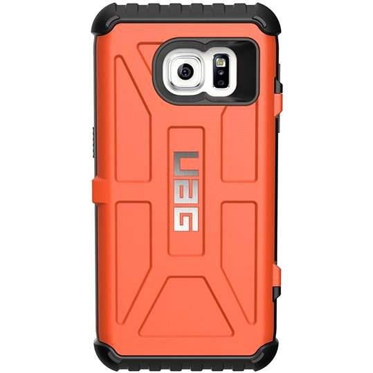 UAG Outland Card Case Orange Samsung Galaxy S7 - Ochranný kryt