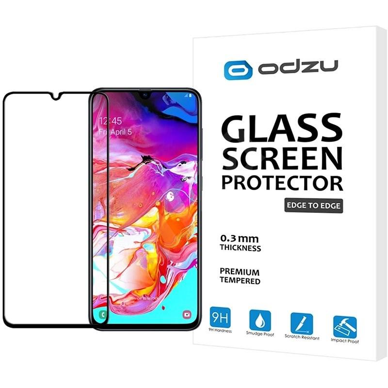 Odzu Glass Screen Protector E2E Samsung Galaxy A70 - Ochranné sklo