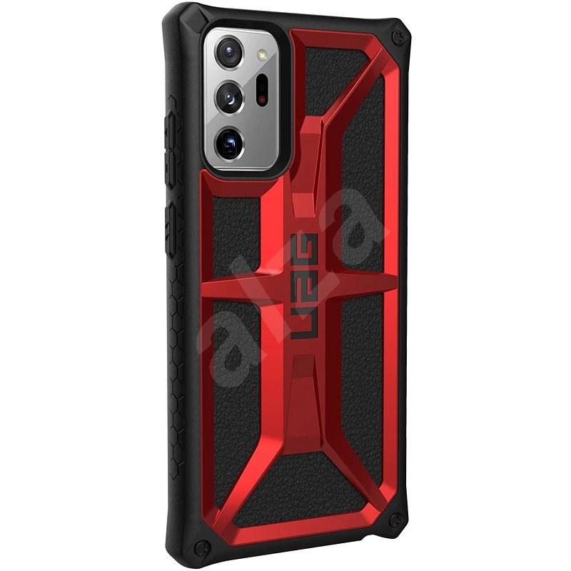 UAG Monarch Crimson Samsung Galaxy Note20 Ultra 5G - Kryt na mobil