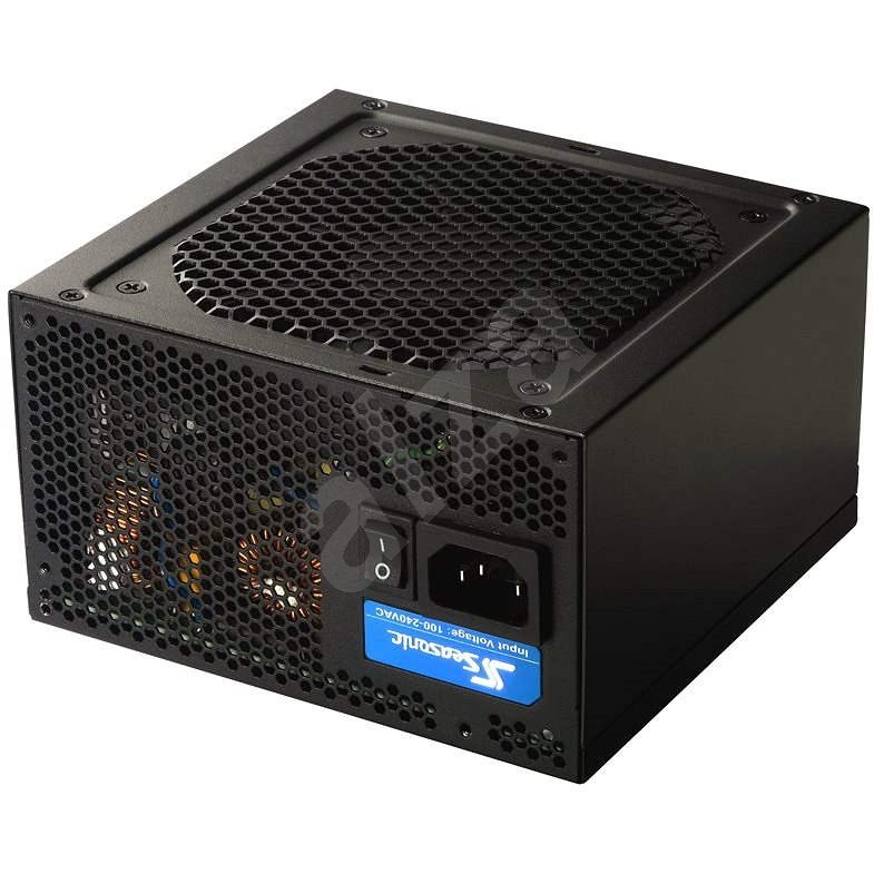 Seasonic S12II-620 - Počítačový zdroj