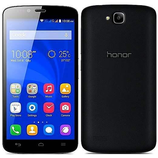 Honor Holly Black Dual SIM - Mobilní telefon
