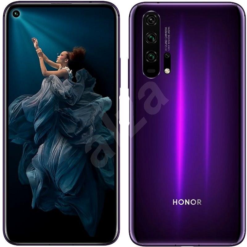 Honor 20 Pro gradientní černá - Mobilní telefon