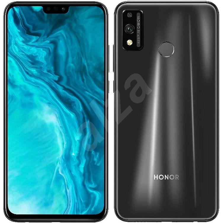 Honor 9X Lite černá - Mobilní telefon
