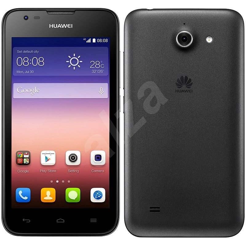 HUAWEI Y550 Black - Mobilní telefon