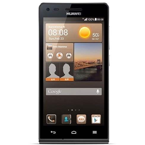 HUAWEI G6 Black - Mobilní telefon