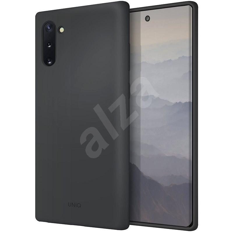 Uniq Lino Hybrid Galaxy Note10 Ash Grey - Kryt na mobil