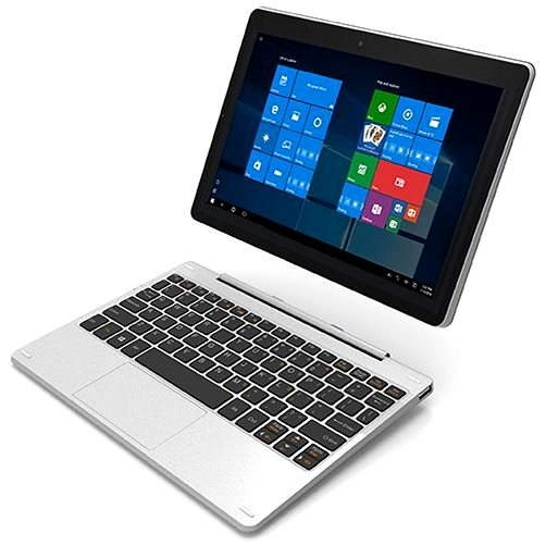 VisionBook 10Wi Pro + odnímatelná klávesnice CZ/US layout - Tablet PC