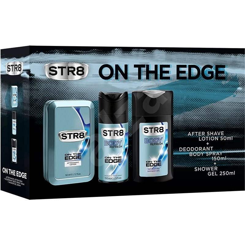 STR8 On the Edge kazeta velká - Dárková sada kosmetická