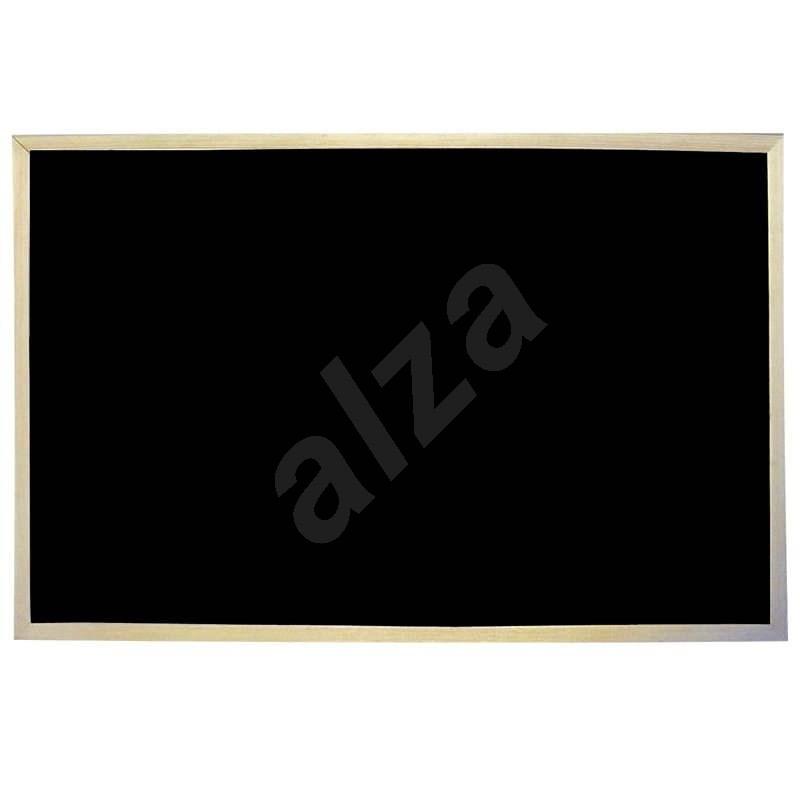 VICTORIA nemagnetická 60x90cm černá - Tabule