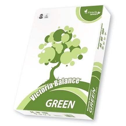 VICTORIA Balance Green A4 - recyklovaný - Kancelářský papír