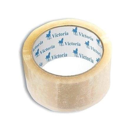 VICTORIA 50 mm x 60 m průhledná, balení 6ks - Lepicí páska