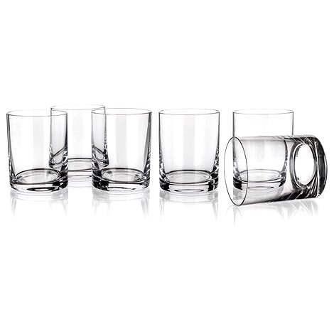 BANQUET Sada sklenic 6ks Degustation Crystal Whisky A00506 - Sada sklenic