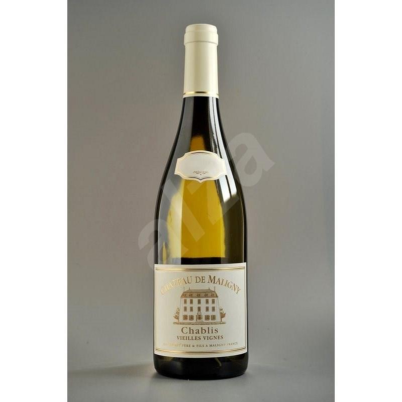 JEAN DURUP Chateau Maligny Chablis Vieilles Vignes 2018 0,75l - Víno