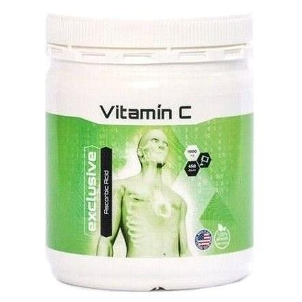 Práškový Vitamín C 1000mg, 450g - Vitamín C